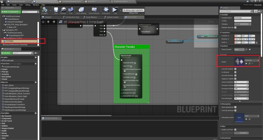 footsteps_add_audio_component_to_character